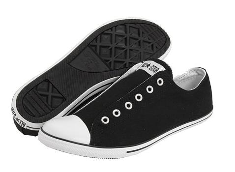 are converse shoes zero drop